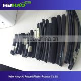 High quality auto glass rubber seals strip for Bus/car