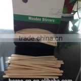 food grade bamboo wooden tea coffee sticks stirrers wholesale