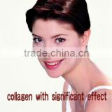 Collagen supplements for skin care (come from pig feet,hogskin,fish,bird nest