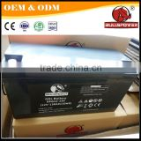 3.6kw hybrid solar gel 12v 100ah 200ah 150ah base inverter tubular battery
