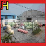 Promotional Good Quality 0.6mm PVC Tarpaulin Outdoor Inflatable Paintball Bunker For Sale