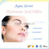 Liquid mesotherapy pure hyaluronic acid serum for facial beauty