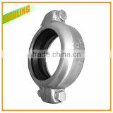 "Changzhou 4"" DN100 108mm-114mm automatic trailer coupling head with flexible type in industrial"
