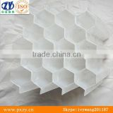 Plastic honeycomb filter,PP Plastic honeycomb,Honeycomb inclined pipe,Plastic hexagon honeycomb packing