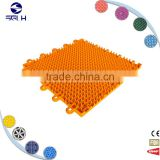 Sports Stadium Basketball /Volleyball/ Tennis/ Badminton Acrylic Elastic Court Surface/Sport flooring