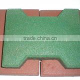 dog bone rubber tile