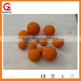 High quality cleaning ball washing ball pipe cleaning sponge ball for concrete pump