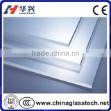 CE-approved toughened ultra clear low iron tempered glass
