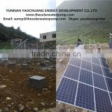 Solar submersible well water pump Solar Panel + Pump Controller + Water pump 18.5KW/25HP