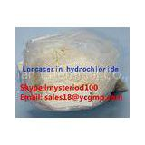 Medical Grade Weight Loss Steroids 846589-98-8 Lorcaserin Hydrochloride 99% Min Powder