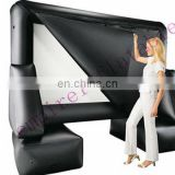 outdoor inflatable movie screen,inflatable advertising, inflatable screen MS020
