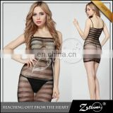 Elegant Sexy Women Fishnet Full Body Stocking
