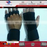 ProFitness Neoprene Workout Gloves with Silicone Non Slip Grip ,Cross Fit Neoprene Fitness Gloves with Wrist Support