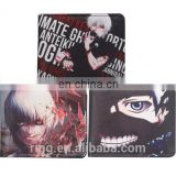 Anime Tokyo Ghoul Wallet Ken Kaneki Purse Card Pack Men Wallet Money Bag Credit Card Holders New Dollar Bill Wallets