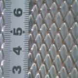 Aluminum Perforated Metal For Window Bar Access Hot-dip galvanized steel wire