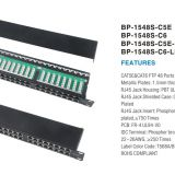 FTP 48 PORTS PATCH PANEL