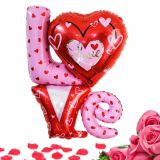 heart bear balloon wedding decoration balloon foil balloon helium balloon hotsale