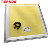 TEPKOS Brand Bus Manual Wheel Chair Ramp