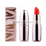 Sixplus custom lipstick tube packaging design matte liquid lipstick pure color essence lipstick