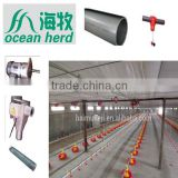 poultry nipple drinker line for chicken/broiler/poultry house