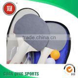High Quality Factory Price professionl table tennis racket set                                                                         Quality Choice