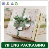 High Quality and popular Color cardboard packaging/ printing luxury cardboard paper gift box