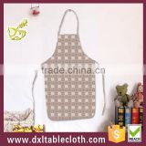 Anti oil plastic Bib kitchen apron disposable apron