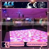 Best popular rgb effect acrylic stage dance floor, concert stage floor design lamp led cheap dance floor for sale