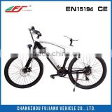 Fujiang mountain electric bike, humanized design, perfect shape electric bicycle with CE SGS EN15194