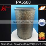 Good quality diesel engine air filter for heavy truck/isuzu in engine filteration equipment