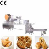 Industrial Spring Roll/Samosa Machine Factory Price
