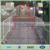 hot-dipped galvanized used crowd control crash barriers (doreen@jswfence.com)