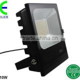 China factory price CE ROHS approved 10w 30w 50w 100w super bright SMD led chip ip65 waterproof outdoor 10w led flood light