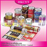 Various printed plastic roll film/PVC shrink sleeves lables