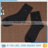 Knitting model thigh high socks with high quality