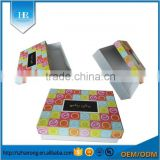 Paperboard Paper Type book shape gift packaging box wholesale