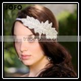 Pearl Crystal Flower Handmade Hair Comb Hairband Fashion Bridal Accessories Wedding Hair Jewelry Valentine's Day Gift
