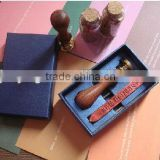 2014 hot gift Embossing wax seal/sealing wax/stamp