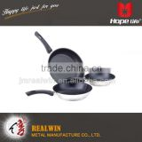China merchandise cast iron baking pan used pots and pans sale , pots and pans