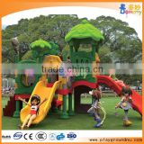 2016 CHINA popular kids Amusement park outdoor playground