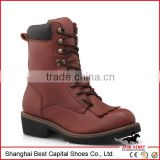 lace to toe waterproof work boot ankle boot protective equipment/Best Work Boots For Concrete Floors