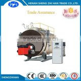 Trade Assurance security Automatically steam diesel oil burner