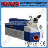 INOX/Copper/Titanium Glasses Frame Welding Repair Lazer Soldering Machine Shenzhen