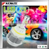 Custom Made Brightest 3600LM Per Bulb 32V 30W auto h4 h7 h6 9005 9006 6000K led headlight led motorcycle headlight