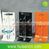 L Shape Acrylic eyewear display stand,Acrylic display