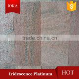 Special Red Granite Iridescence Platinum Flooring and Wall