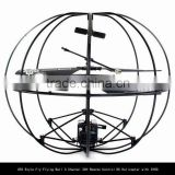 UFO Style Fly Flying Ball 3CH Remote Control RC Helicopter with GYRO