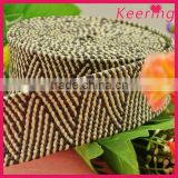 fashionable decorative 45mm braided trim for garment accessory WBP-007