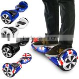 LG battery 6.5 Inch two wheels self balancing scooter with bluetooth hoverboard UK plug Plum round Ancheer AM002734