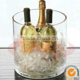 Round bottom wholesale rustic inflatable foam ice bucket